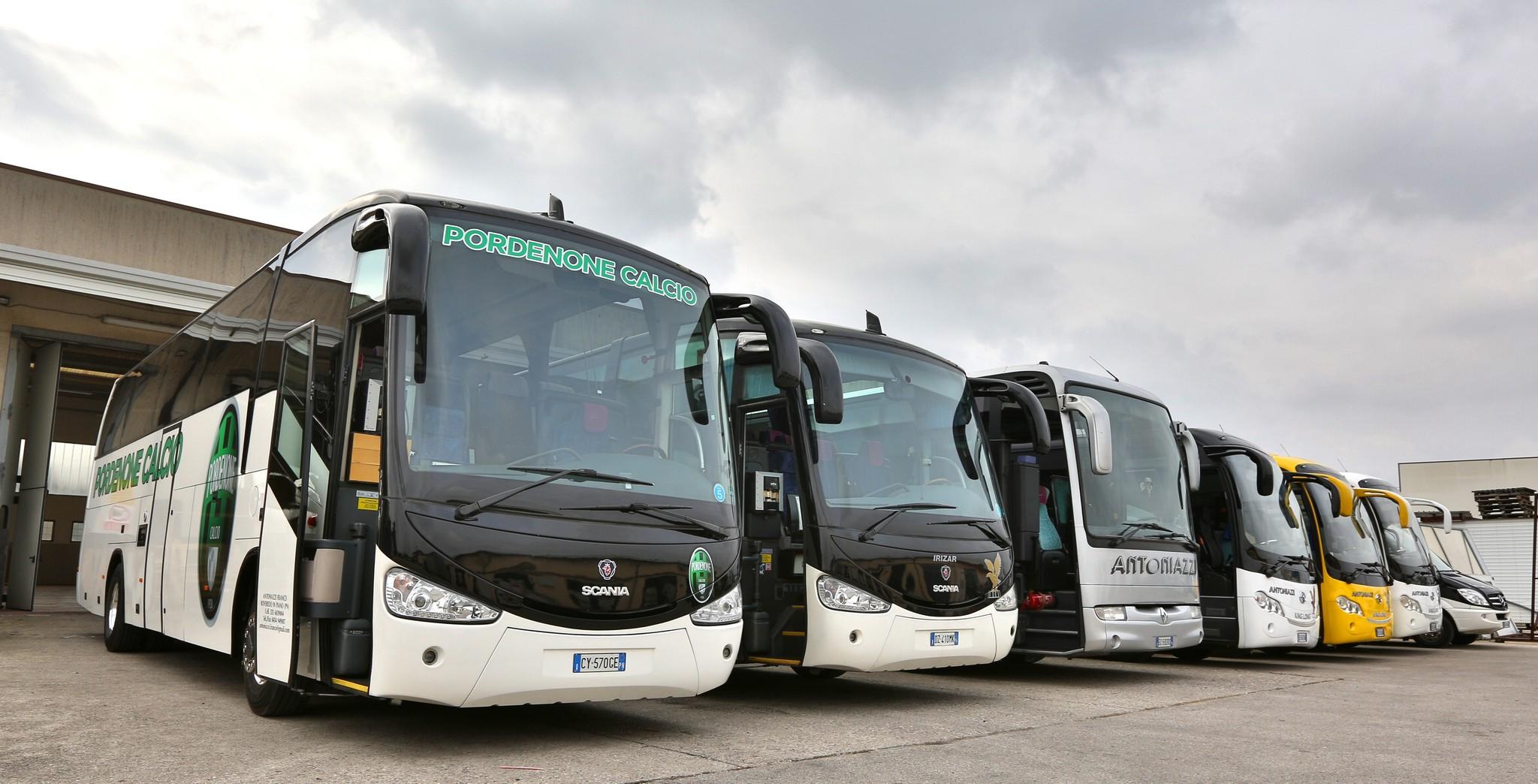 Antoniazzi Atuobus Pordenone Parco Autobus